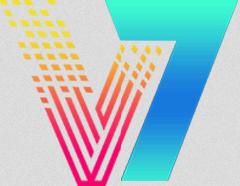 V7 CLub logo