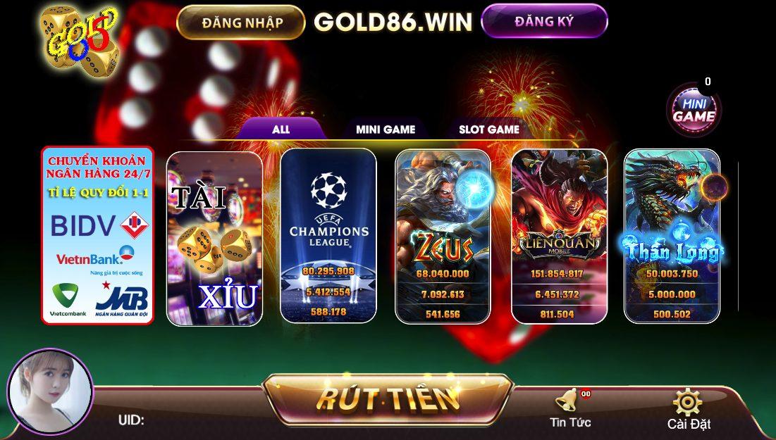 tai game gold86 win 2